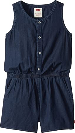 Levi's® Kids - Woven Romper (Big Kids)
