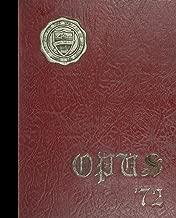 (Reprint) 1972 Yearbook: Chicopee High School, Chicopee, Massachusetts