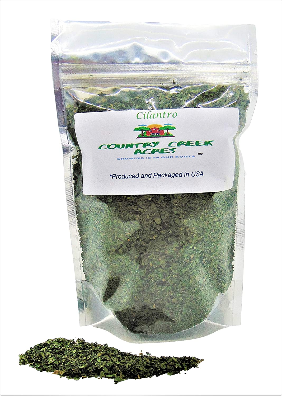 Cilantro Dried and Chopped Spice Non- oz Packa Online limited product Elegant 5 GMO