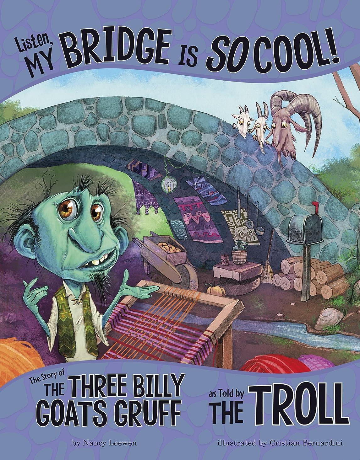 荒廃するハッチ刑務所Listen, My Bridge Is SO Cool! (The Other Side of the Story) (English Edition)