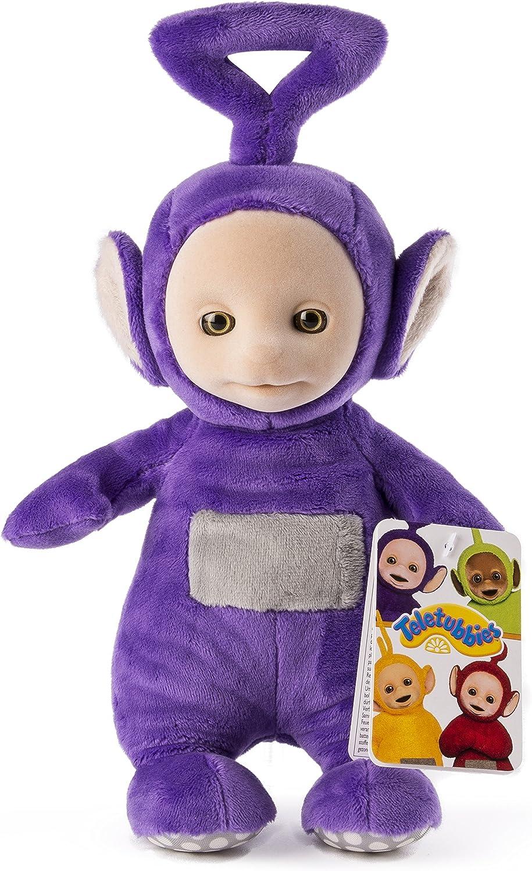 Teletubbies 8″ Talking Tinky Winky Plush Soft Toy