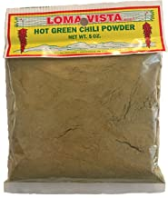 Loma Vista Hot Hatch Green Chili Powder, 5 Ounces