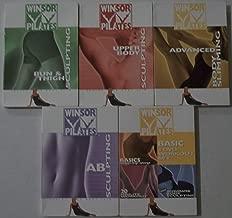 Winsor Pilates: 6 DVD set: Includes Basic-Accelerated Body Sculpting-Bun & Thigh Sculpting- Advanced Body Slimming-Ab Sculpting-Upper Body Sculpting