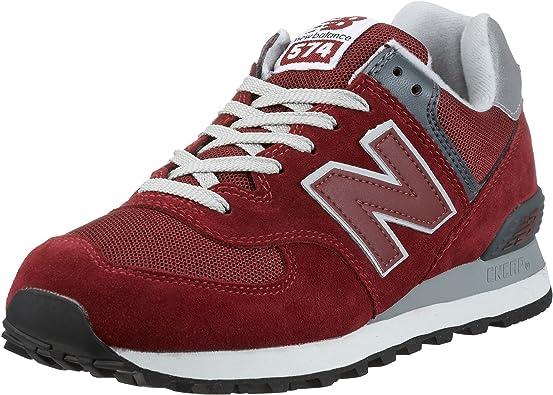 Amazon.com | New Balance Men's 574 Classics Running Shoe | Fashion ...