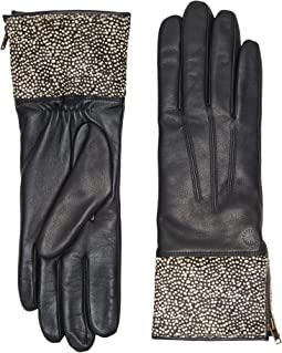 UGG - Animal Skin Smart Leather Gloves