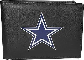 Siskiyou Sports NFL Unisex Bi-fold Wallet Large Logo