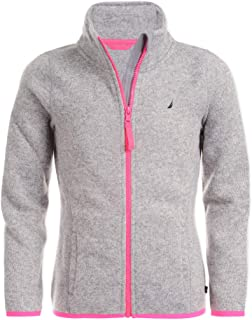 Nautica Full-Zip Fleece Sweater