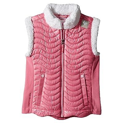 Obermeyer Kids Snuggle-Up Vest (Toddler/Little Kids/Big Kids) (Smitten Pink) Girl