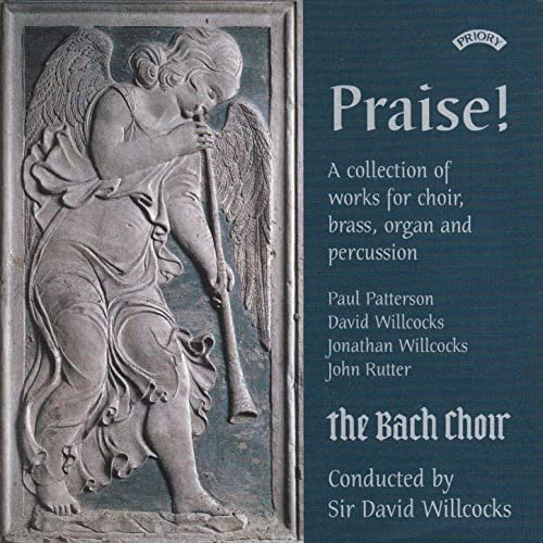 Praise! - Collection of Works for Choir, Brass, Organ and Percussion