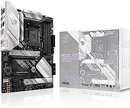 ASUS ROG Strix B550-A Gaming AMD AM4 Zen 3 Ryzen 5000 & 3rd Gen Ryzen ATX Gaming Motherboard (PCIe 4.0, 2.5Gb LAN, BIOS Fl...