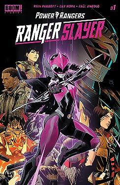 Power Rangers: Ranger Slayer #1 (Mighty Morphin Power Rangers)