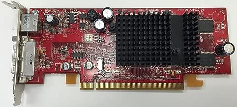 128MB HP ATI Radeon X300SE DVI-I TV-out PCI-Express (Low Profile) 361266-001 (Certified Refurbished)