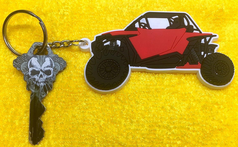 RZR Keychain XP 1000 900 (Red): Automotive
