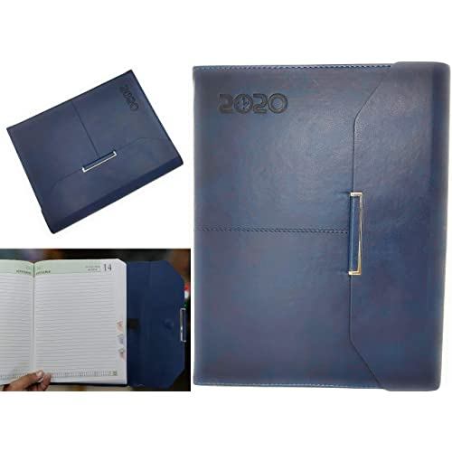 CrownLit Big Size New Year Diary, 2019