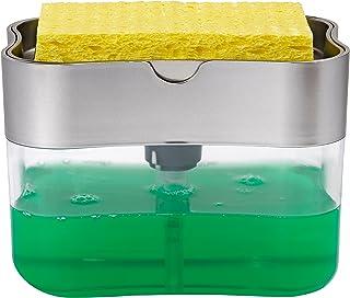 ST 592401 Soap Pump Dispenser and Sponge Holder, 13...