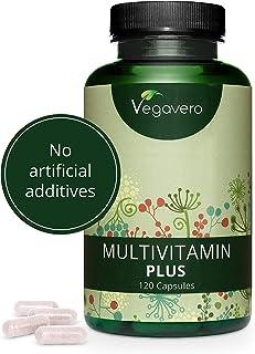 Multivitaminas vegano