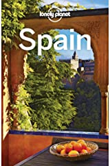 Lonely Planet Spain (Travel Guide) Kindle Edition