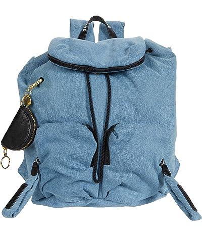 See by Chloe Joy Rider Backpack (Denim) Backpack Bags