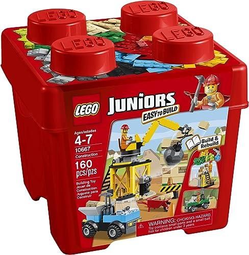 productos creativos LEGO Juniors 10667 Construction Construction Construction by LEGO Juniors  más descuento