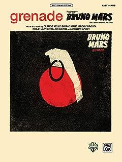 Best grenade easy piano Reviews