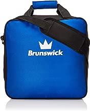 Brunswick Tzone Single Tote Bowling Bag, Blue