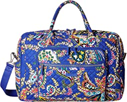 Iconic Weekender Travel Bag. Like 22. Vera Bradley. Iconic Weekender Travel  Bag 4a57334d987e8