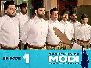 Modi - Journey Of A Common Man - Season
