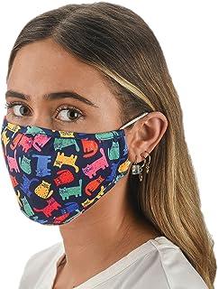 Slumbies! Cloth Face Coverings for Women & Men - Washable Face Coverings - Reusable Face Coverings - Flexible Nose Bridge ...