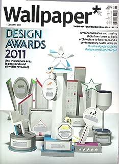 Wallpaper Design Magazine (Design Awards 2011, February 2011)