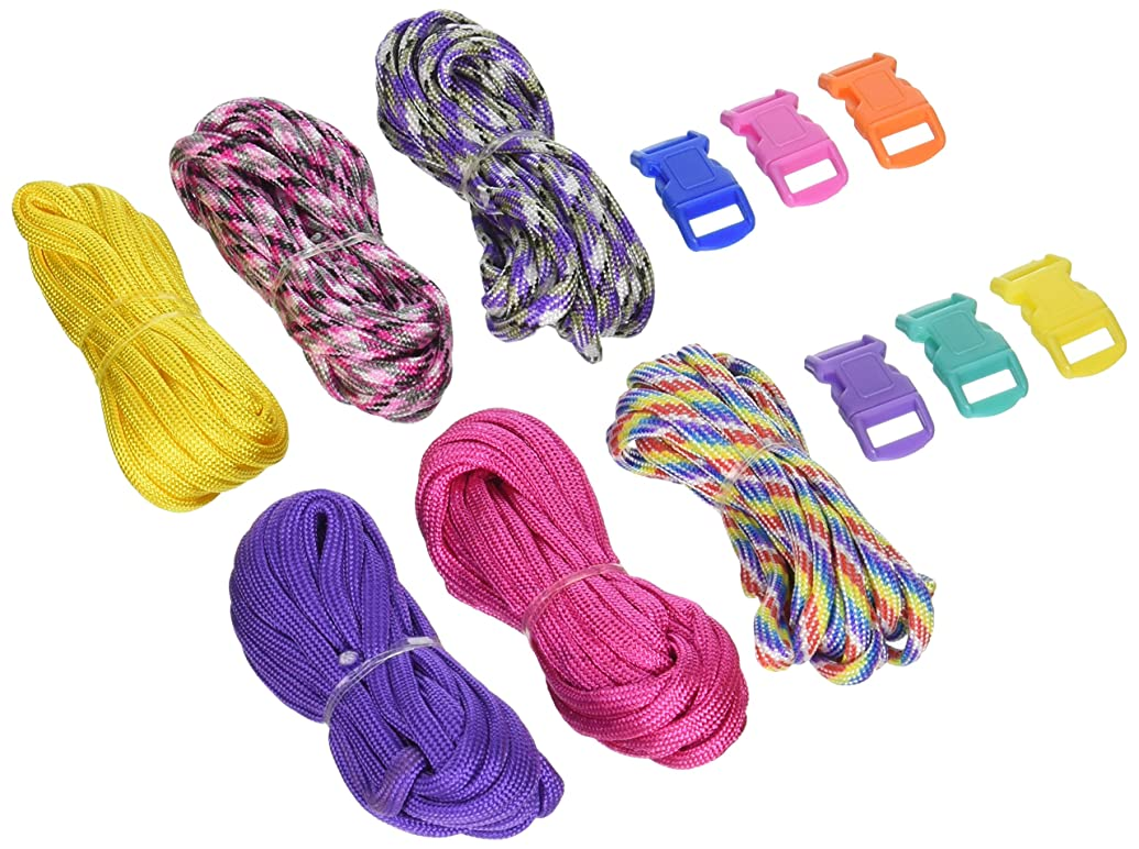 LEISURE ARTS Girl Paracord Kit