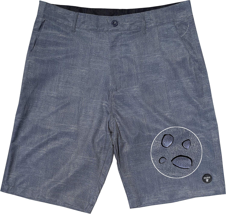 Molokai Swim Hybrid Water Resistant Shorts Stretch Fit