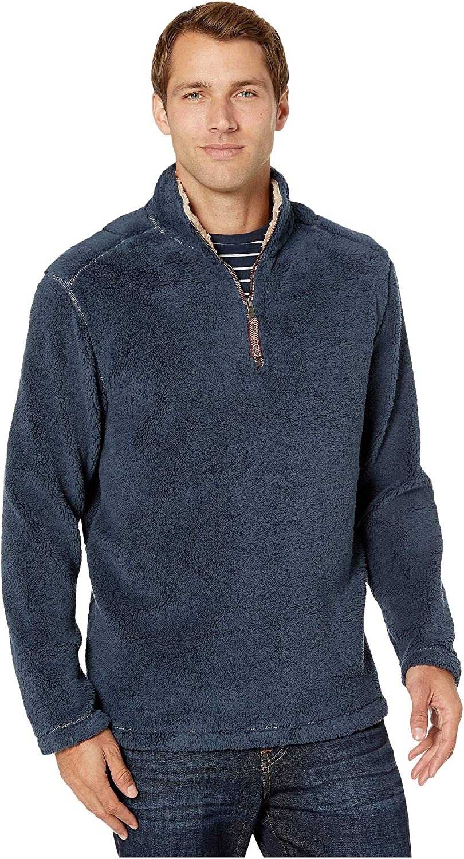 True Grit 通信販売 Pebble Pile Pullover 100%品質保証 Zip 4 1