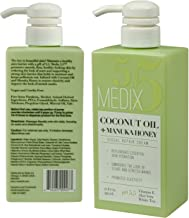 Medix 5.5 Coconut Oil Cream and Manuka Honey. Moisturizing Repair cream rehydrates skin...