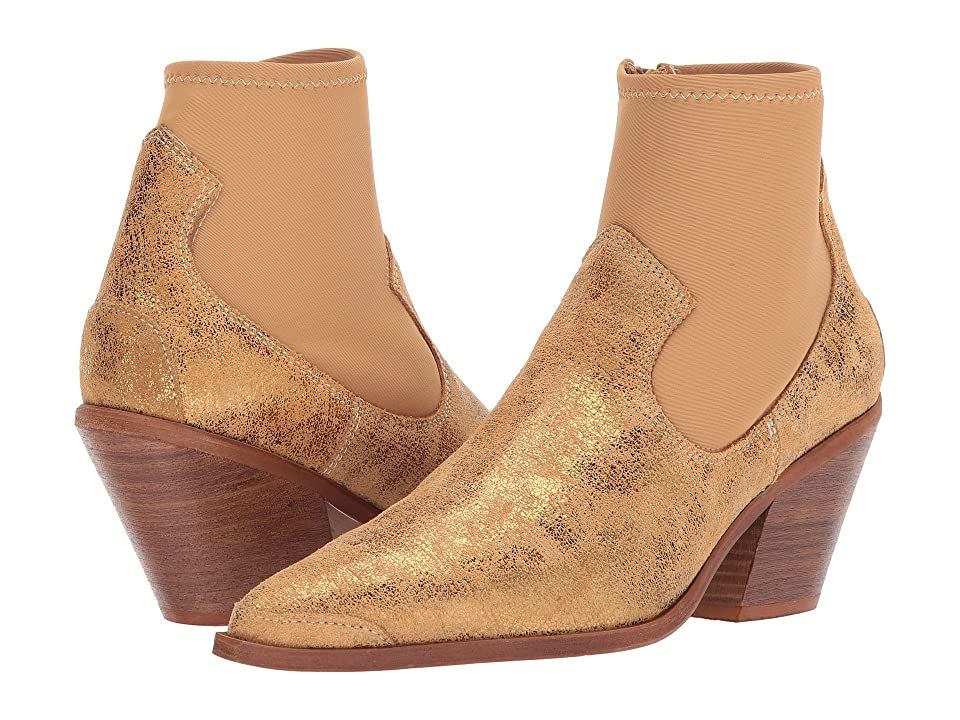 Free People Jackson West Boot (Gold) Women