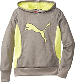 Puma Kids - Cat Hoodie with Thumb Hole (Little Kids)