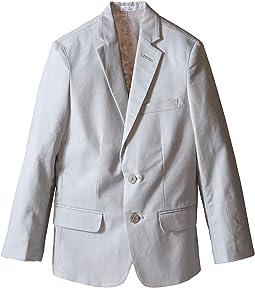 Tri-Blend Linen Jacket (Big Kids)