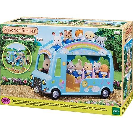 Sylvanian Families - 5317 - Il Bus Arcobaleno