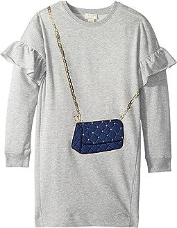 Quilted Handbag Dress (Little Kids/Big Kids)