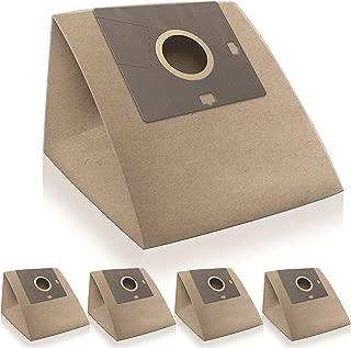 5 piezas, papel ✧WESSPER/® Bolsas de aspiradora para Samsung Easy 1600W