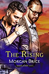 The Rising: Badlands Book 3–A MM Psychic Detective Romance Adventure Kindle Edition