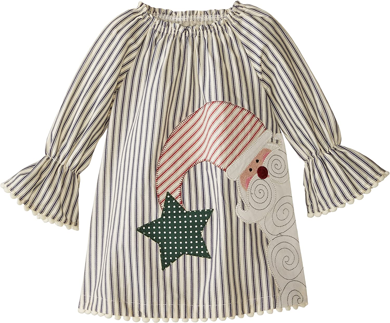 Mud Pie 5% OFF Baby Girls' Toddler Santa Import Dress