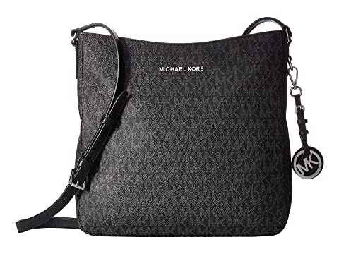 32cabe450bcd5 MICHAEL Michael Kors Jet Set Travel Large Messenger at Zappos.com