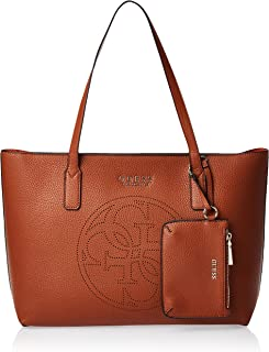 GUESS Womens Wilder Tote Bag