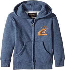 Quiksilver Kids - Lemon Smile Hoodie (Toddler/Little Kids)