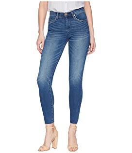 The Bond Mid-Rise Skinny in Push Play