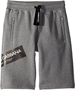 Dolce & Gabbana Kids Bermudas (Big Kids)