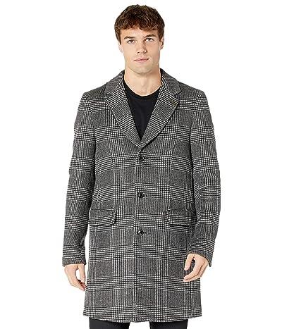 Scotch & Soda Classic Wool-Blend Overcoat (Combo A) Men
