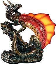 تصميم توسكانو Viper The Serpent مصباح التنين، لون كامل