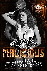 Malicious (Raiders of Valhalla MC Book 1) Kindle Edition