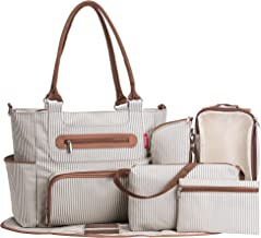 room 7 diaper bag